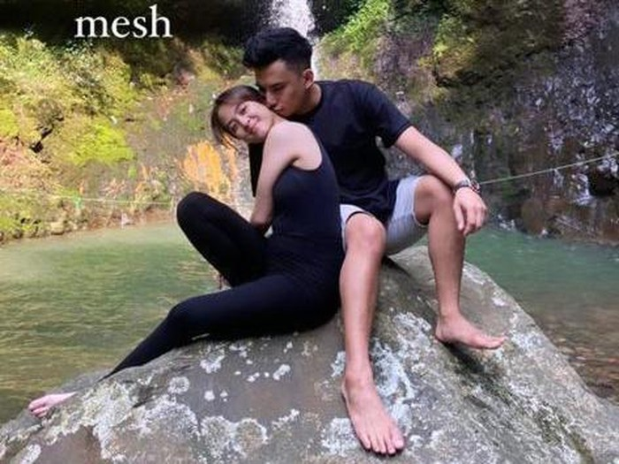 Zara Adhisty dan Okin
