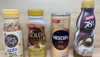 Adu Rasa 4 Kopi Latte Kemasan, Mana Paling Mantul?