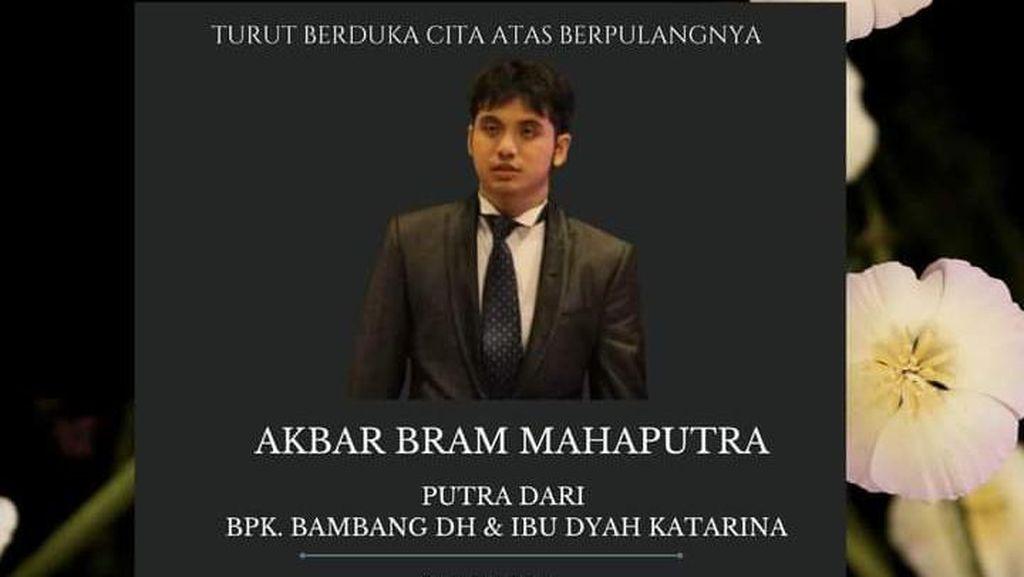 Putra Mantan Wali Kota Surabaya Bambang DH Meninggal Dunia