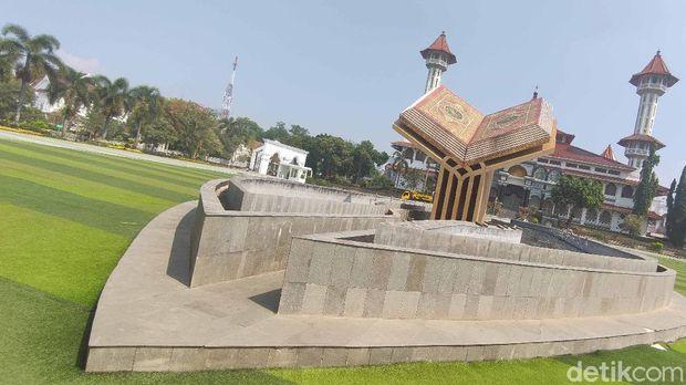 Alun-alun Cianjur yang Instagramable