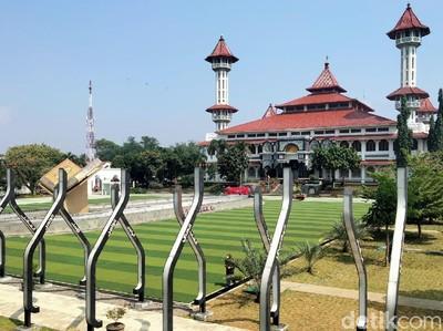 Keren Banget! Alun-alun Cianjur Buka Lagi Nih Setelah 1,5 tahun Tutup