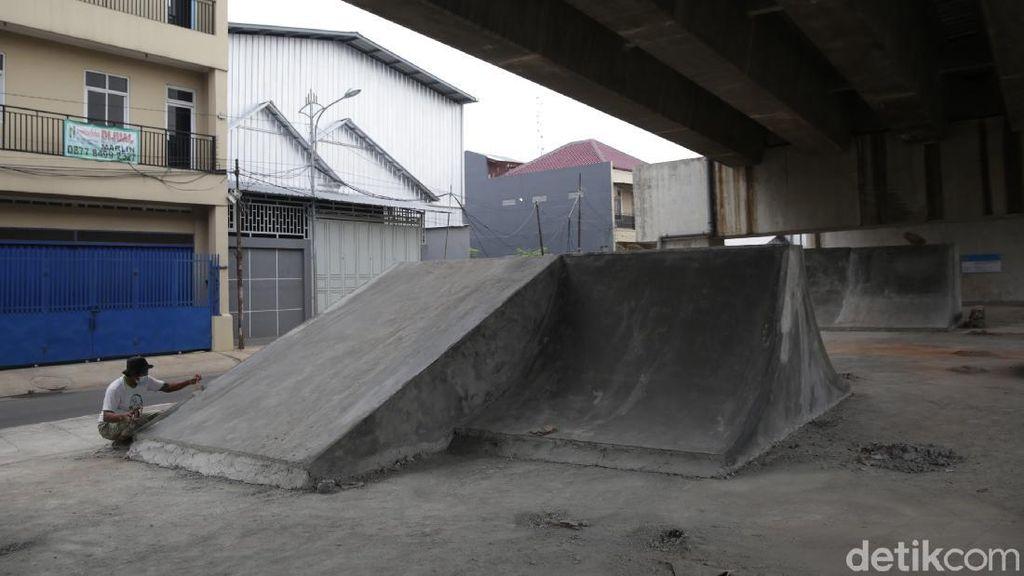 Siap-siap Meluncur di Skatepark Cipendawa Bekasi