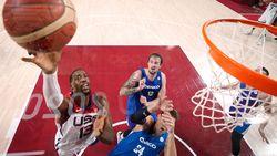 Hasil Basket Olimpiade Tokyo 2020: AS Sikat Ceko, Lolos ke Perempatfinal