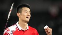 Anthony Ginting Vs Cheng Long di Semifinal Olimpiade Tokyo 2020