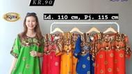 Ikut Kampanye E-Commerce, Pesanan Daster Batik Solo Naik 4x Lipat