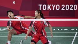 Head to Head Greysia Polii/Apriyani Rahayu Vs Chen Qing Chen/Jia Yi Fan