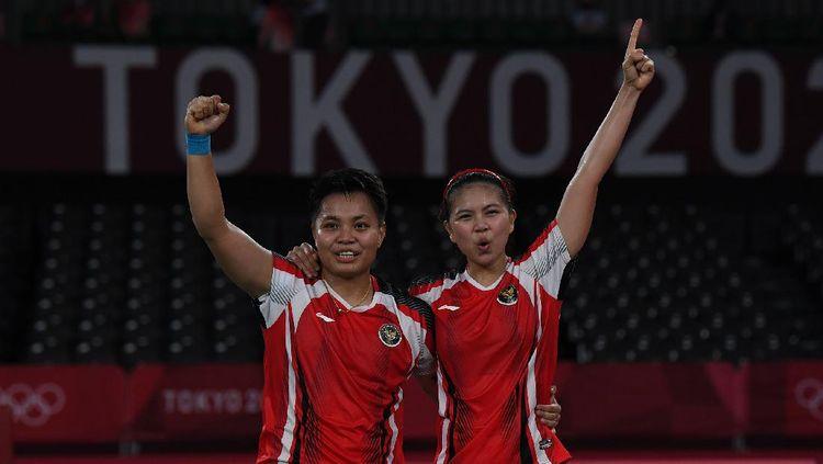 Greysia/Apriyani Berburu Emas Olimpiade Tokyo 2020!