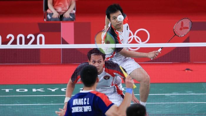 Hendra Setiawan, Mohammad Ahsan, Olimpiade 2020 Tokyo