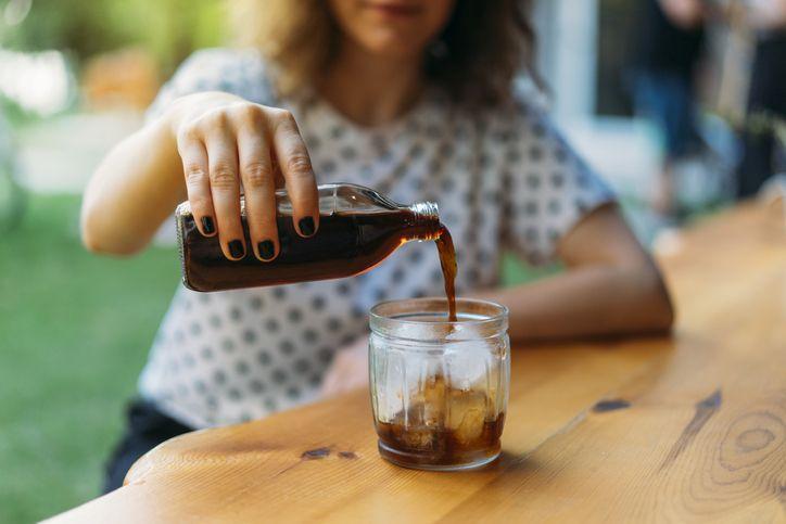 Jumlah kafein pada 4 jenis kopi populer