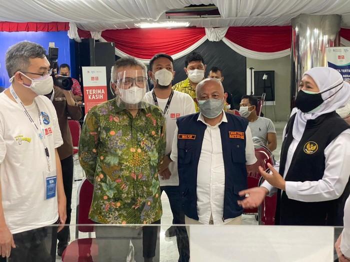Kemenkop Targetkan Vaksinasi 300 Ribu Pelaku UMKM di Jawa Timur