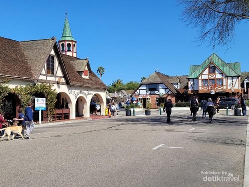 Solvang, Kampung Denmark tapi di Amerika Serikat