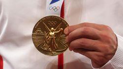 Segini Bonus Medali Sejumlah Negara Peserta Olimpiade Tokyo 2020