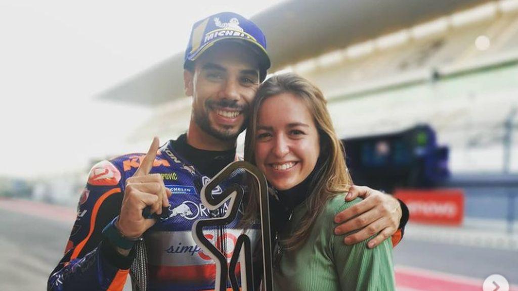 Selamat! Usai Nikahi Adik Tirinya, Miguel Oliveira Bakal Punya Anak
