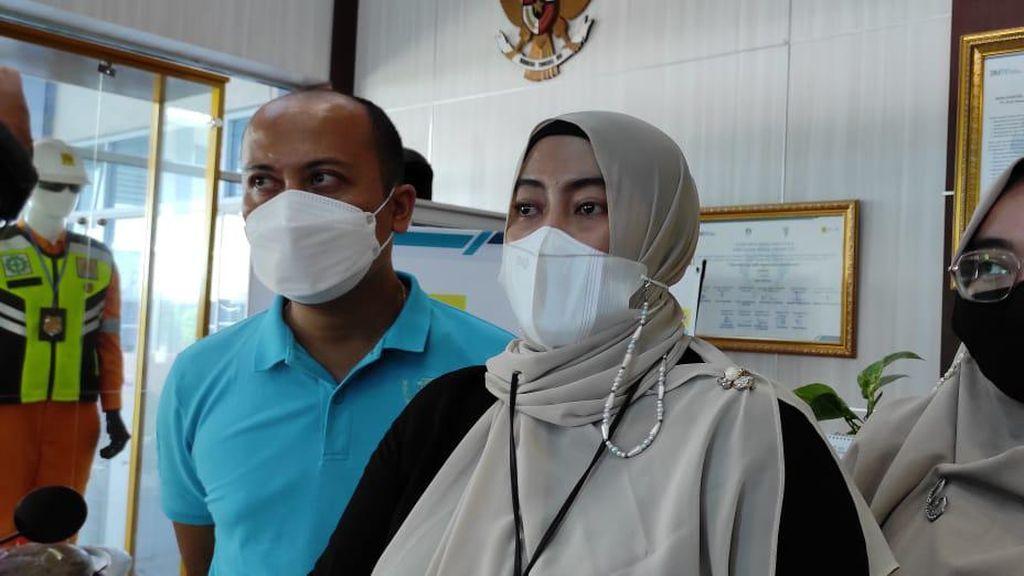 Petugas PLN di Medan yang Diludahi Saat Tagih Tunggakan Listrik Di-swab