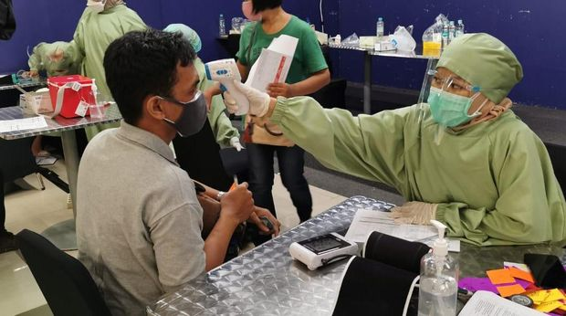Sinar Mas Land dan Sejumlah Pemda Telah Vaksinasi 54.227 Orang
