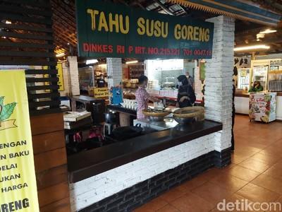 Sentra Oleh-oleh Tahu Susu di Lembang Favorit Wisatawan Lokal Sampai Malaysia