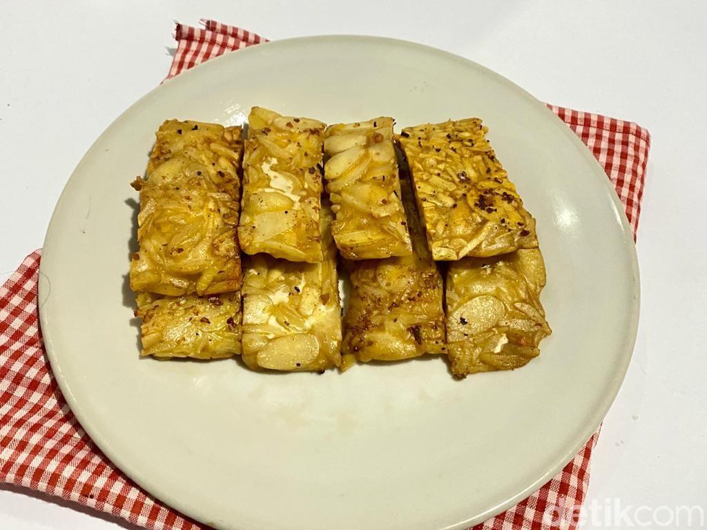 Sultan! Tempe Ini Terbuat dari Kacang Almond Harga Rp 50 Ribu