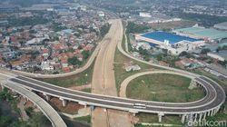 Gratis Sepekan! Jalan Tol Cibitung-Cilincing Mulai Dibuka