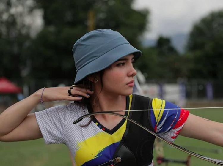 Valentina, Atlet Panah Kolombia Jelita dengan Follower 1,6 Juta