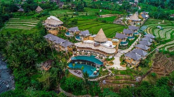 Tripadvisor merilis daftar hotel tercantik sedunia menurut pembaca. Hasilnya, ada hotel dari Indonesia yang masuk ke dalam daftar yaitu Wapa di Ume Sidemen, Bali. (wapadiumesidemen.com)