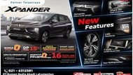 PPnBM Diperpanjang, Xpander & Xpander Cross Hemat hingga Rp 16 Jutaan
