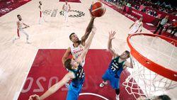 Hasil Basket Olimpiade 2020: Kalahkan Spanyol, Slovenia Juara Grup C