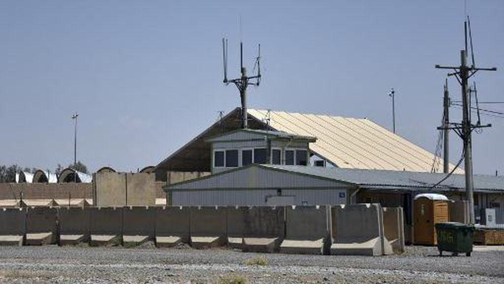 Serangan Roket Taliban Guncang Bandara di Afghanistan