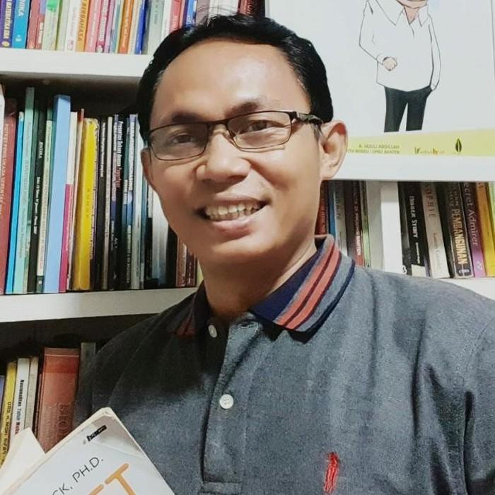 Anggota DPRD Banten Jazuli Abdilah