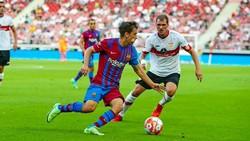 Depay Cetak Gol Lagi, Barcelona Libas Stuttgart 3-0