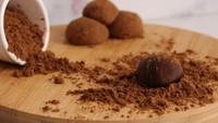 Resep Kental Manis Cokelat Truffle Cuma dengan 4 Bahan yang Praktis