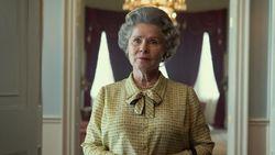 Penampakan Imelda Staunton Jadi Ratu Elizabeth II di Serial The Crown