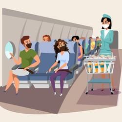 Ingat! Terapkan Protokol Kesehatan 6M saat Lakukan Perjalanan