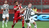 Juventus Taklukkan Monza 2-1 di Trofeo Berlusconi