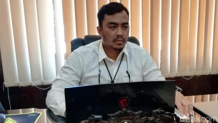 Kasat Reskrim Polres Pasuruan AKP Adhi Putranto Utomo