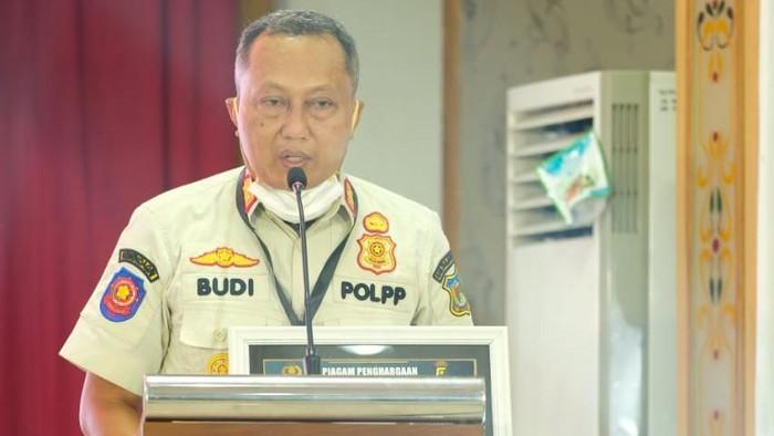 Kepala Seksi Satpol PP Kabupaten Tanjung Jabung Barat (Foto: Istimewa)