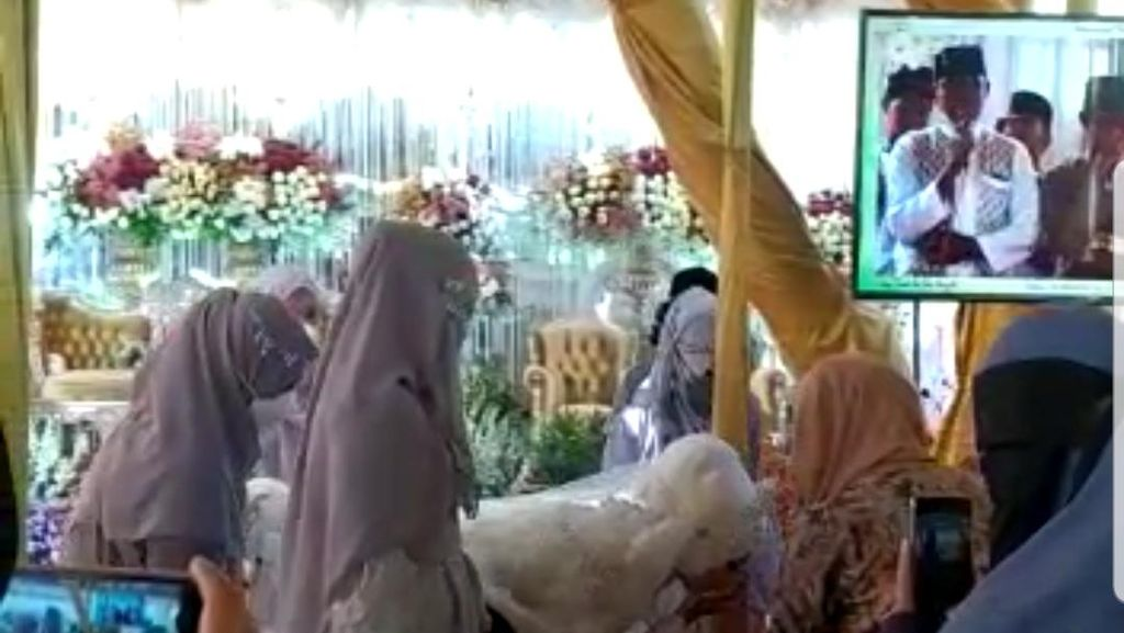Gelar Akad Nikah Timbulkan Kerumunan, Ketua PCNU Jember Didenda Rp 10 Juta