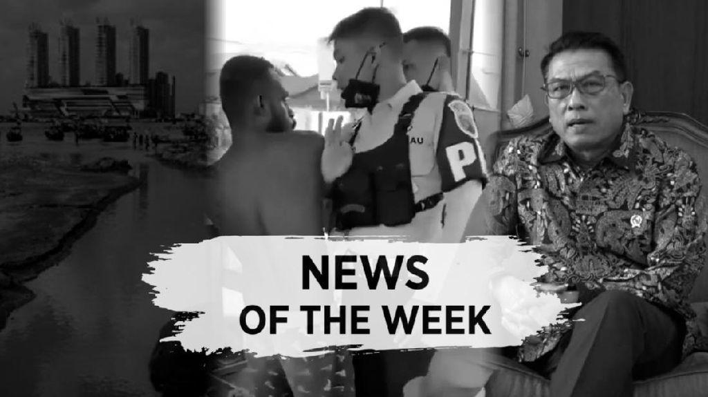News Of The Week: Biden Sebut DKI Tenggelam, ICW Vs Moeldoko