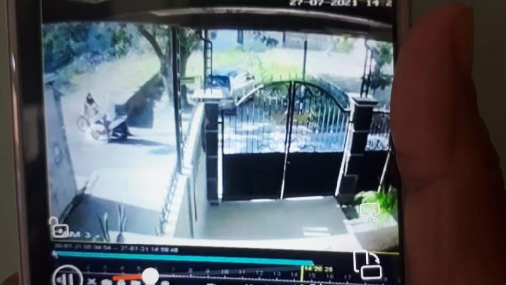 Viral Dugaan Penculikan Anak di Pasuruan Terekam CCTV