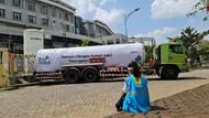PLN Salurkan 10,2 Ton Oksigenke 7 Rumah Sakit di Jawa Tengah