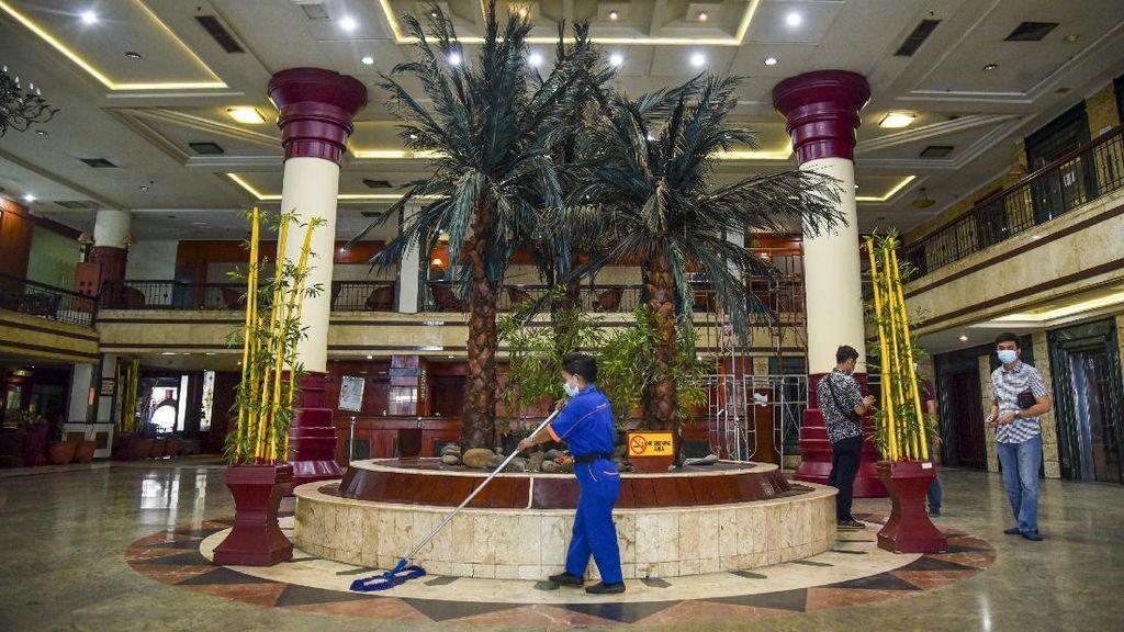 Potret Bekas Hotel di Medan yang Siap Tampung Pasien COVID-19