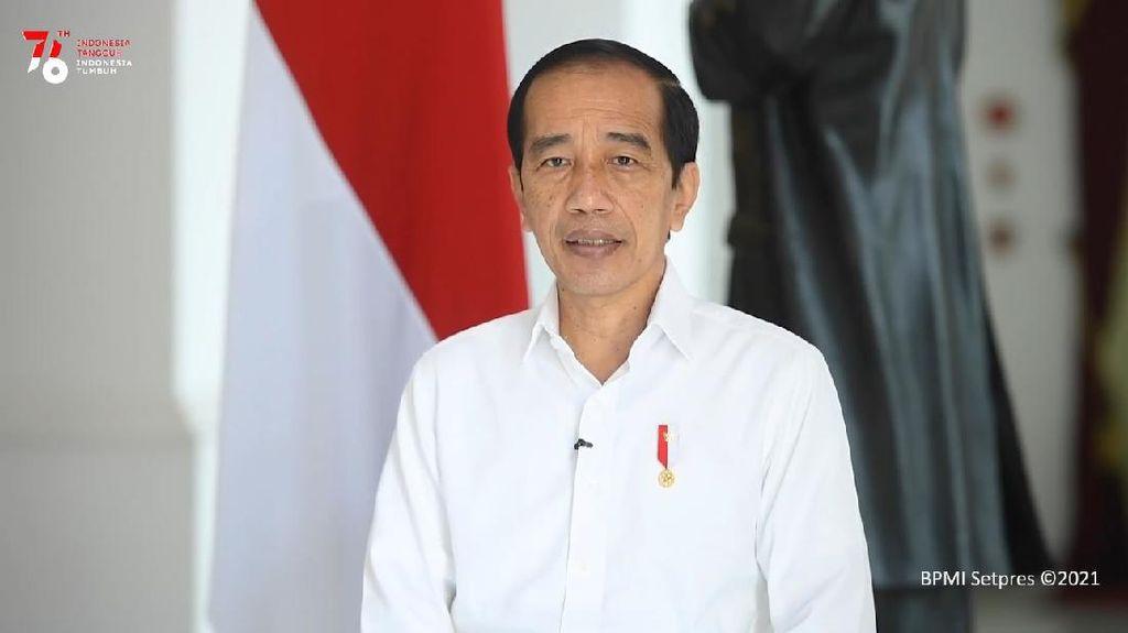 Jokowi: Rumah Digital Indonesia Wadah Kebersamaan Rayakan Bulan Kemerdekaan