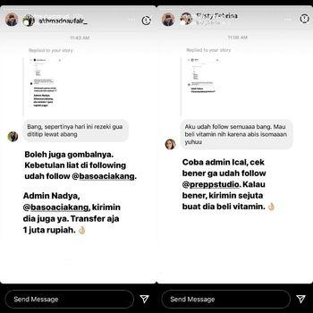 Tren di Instagram ikoy-ikoy ala Arief Muhammad.