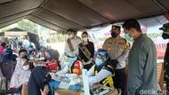 Ini Upaya Polisi-TNI Kota Kediri Tekan Penyebaran COVID-19 Pada Anak