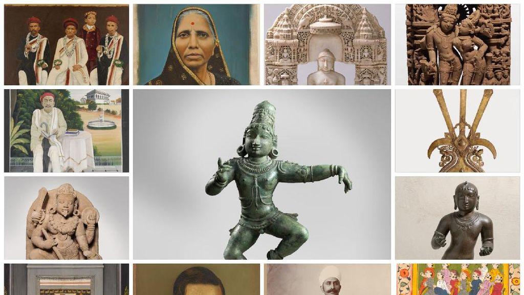 Australia Kembalikan Artefak yang Dibeli dari Subhash Kapoor