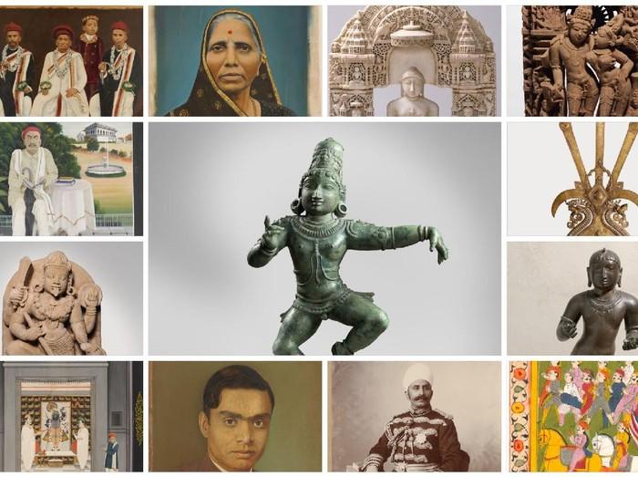 14 karya seni yang dibeli Australia dari Subhash Kapoor Dikembalikan