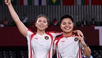 Greysia/Apriyani Juara Olimpiade 2020, Netizen Teriak Emas!