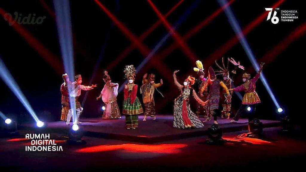 Bincang Bangsa-Konser Kolaborasi Meriahkan Pembukaan Rumah Digital Indonesia
