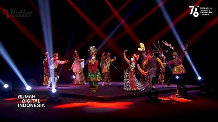 Bincang Bangsa dan Konser Kolaborasi meriahkan pembukaan Rumah Digital Indonesia (Foto: Istimewa)