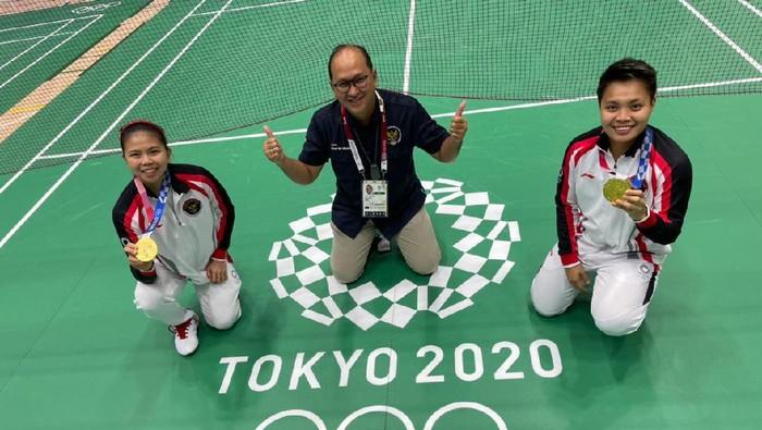 CDM Indonesia di Olimpiade Tokyo 2020 Rosan Roeslani