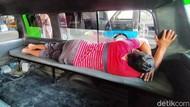 Curhat Sopir Angkot di Surabaya soal Kebijakan PPKM